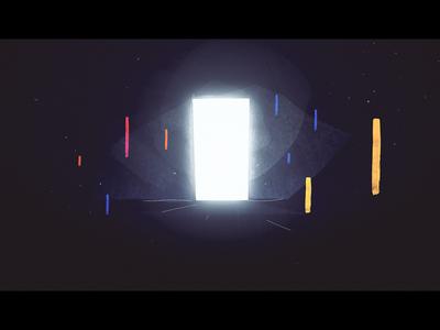 Penal Reform - Mandela Rules streak light dark cel prison door animation cell illustration