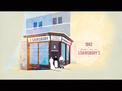 1902 - The first shop