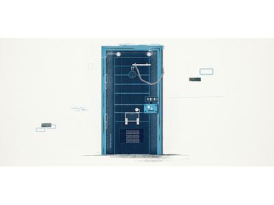 Pitch fail / Behind doors