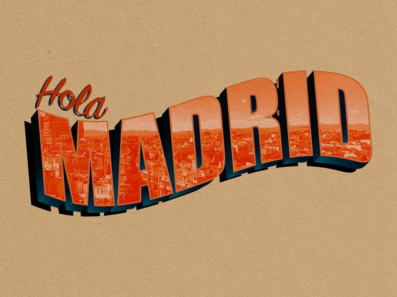 HOLA MADRID
