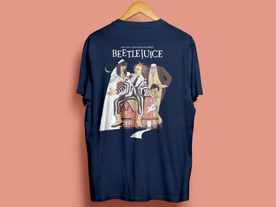 Beetlejuice Tshirt