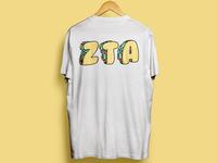 Taco Font Tshirt