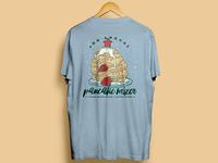 Pancake Tree Tshirt