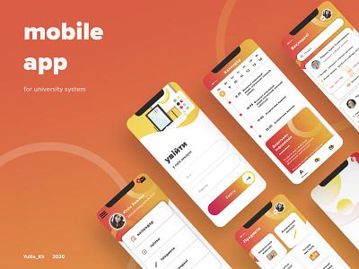 Mobile App - UI&UX mobile app design mobile app mobile uxdesign uidesign ui  ux ux ui adobe photoshop