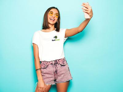 FastFood Shirt Design logo designer company shirt company shirt design cloth tshirt design tshirts tshirt shirt design shirts shirt