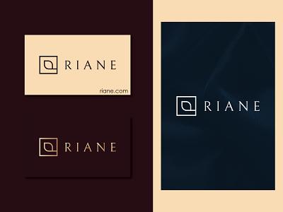 Logo Design - RIANE BRAND brand branding design logodesign logotype logos brand designer logo designer logo