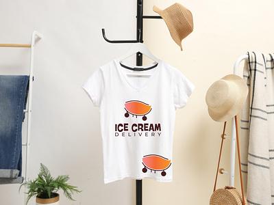 T-shirt Design For Ice Cream Company christmas tshirt tee merchandise cloth design tshirts shirt clothing tshirt designer tshirt shirt design t shirt