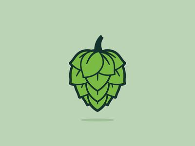 Humulus Lupulus beer enamel pin pin hops hop