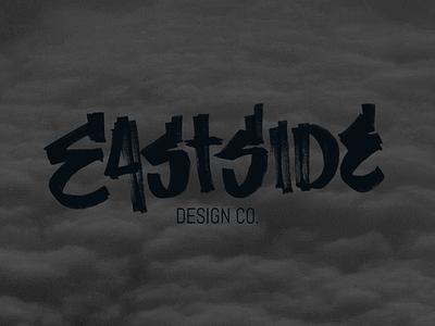Eastside Highlighter Lettering handwriting calligraffiti calligraphy type lettering