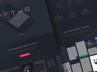 TETHR  - Free UI Kit
