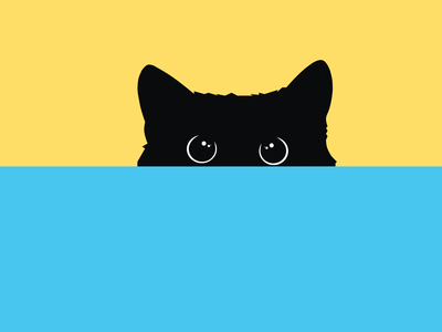 Lily vector catlover meow cat lily