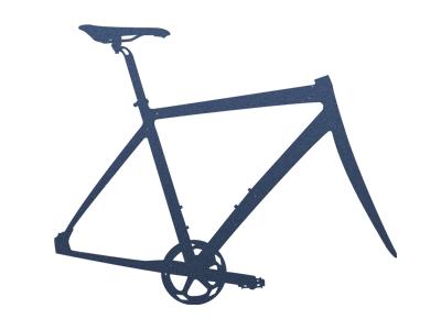 Work in progress bike pen tool