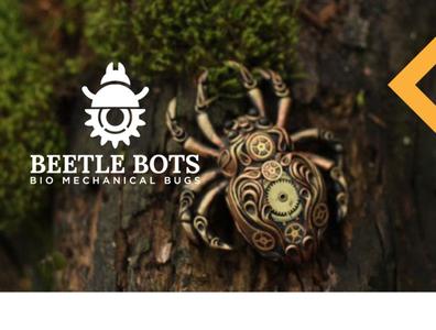 Beetle Bots Bio Mechanical Bugs