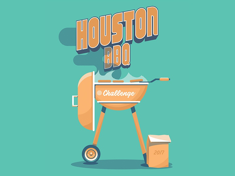 Houstonbbq food fire smoke gill 2017 challenge bbq houston