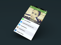 Messaging App - Profile