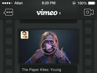 Vimeo realpixel