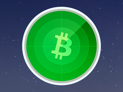 Bitcoin Monitor@2x bitcoin coin ripple xrp monitor radar icon android app