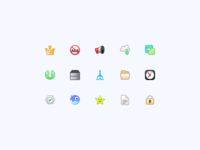 Whale App Iconography