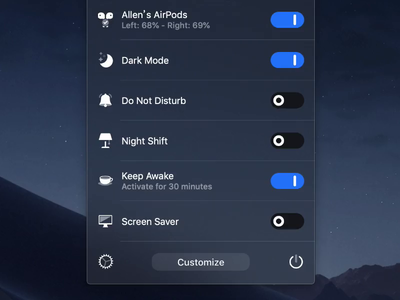 Drop-Down Menu Animation macapp animations toggle switch one switch animation menu dropdown