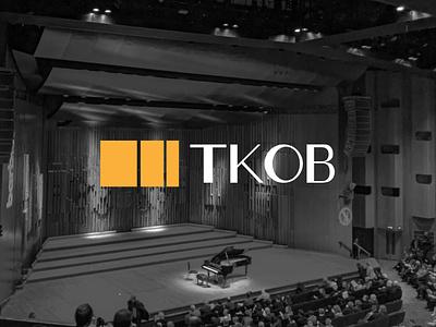 Rebrand Concept Part 1 - TKOB ui vector logo typography icon branding brandidentity minimal illustration design