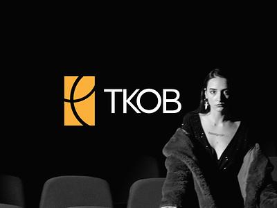 Rebrand Concept Part 2 - TKOB animation visual brand art graphic design ui vector logo typography icon branding brandidentity minimal illustration design
