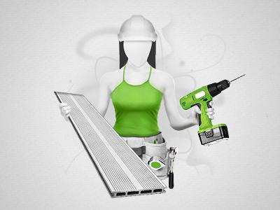 DIY - Do it yourself leroy merlin inspiration diy do it yourself foan82 green portugal