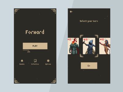 WIP - Forward UI