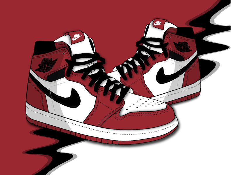 AIR GOAT 1 🏀🐐👟 sneakers sneaker poster design illustration goat michael jordan chicago bulls nba playoffs nba finals nba jam nba poster nba air jordan jump 23 jordan jumpman