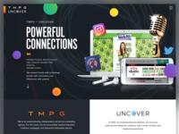 TMPG •Uncover Website