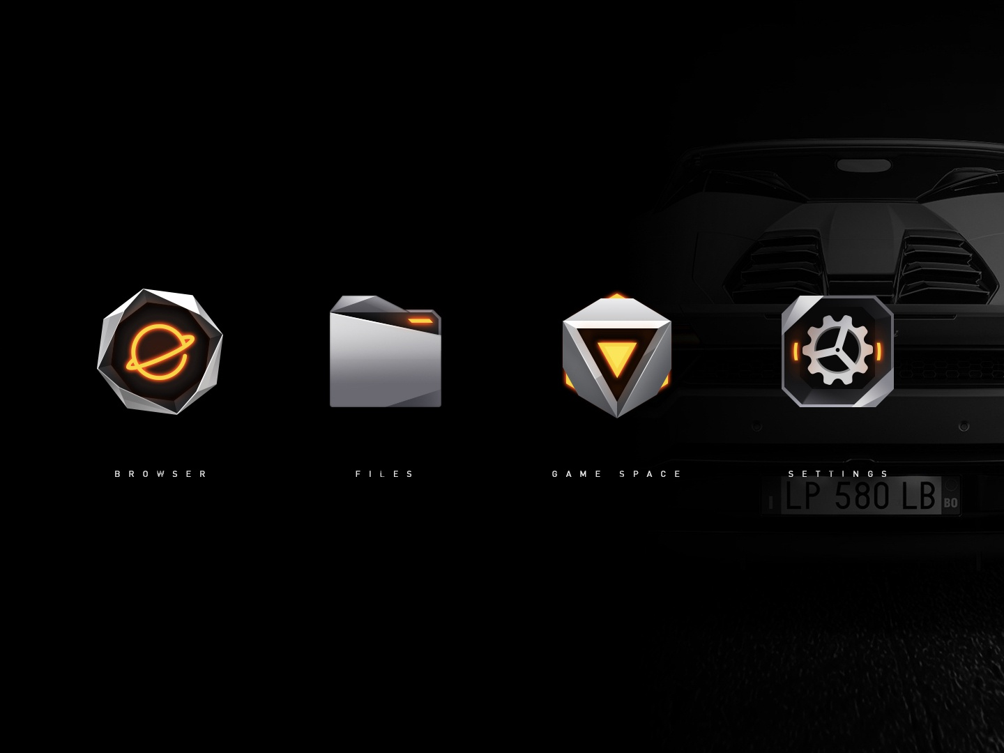Lamborghini Icon By Uilab Dribbble Dribbble