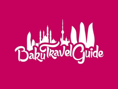 Logo design for the Baku Travel Guide project logo design branding logo design concept logo designer logo design logodesign