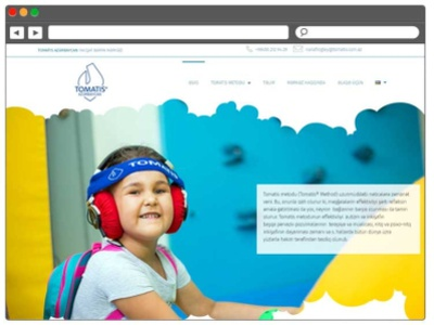Landing page for medical center by Elchin Ibrahimov web site design web developer web designer website design web design webdesign website web
