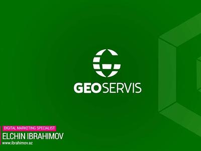 Development of a modern logo for geology company logodesign logo designer logo design logo branding