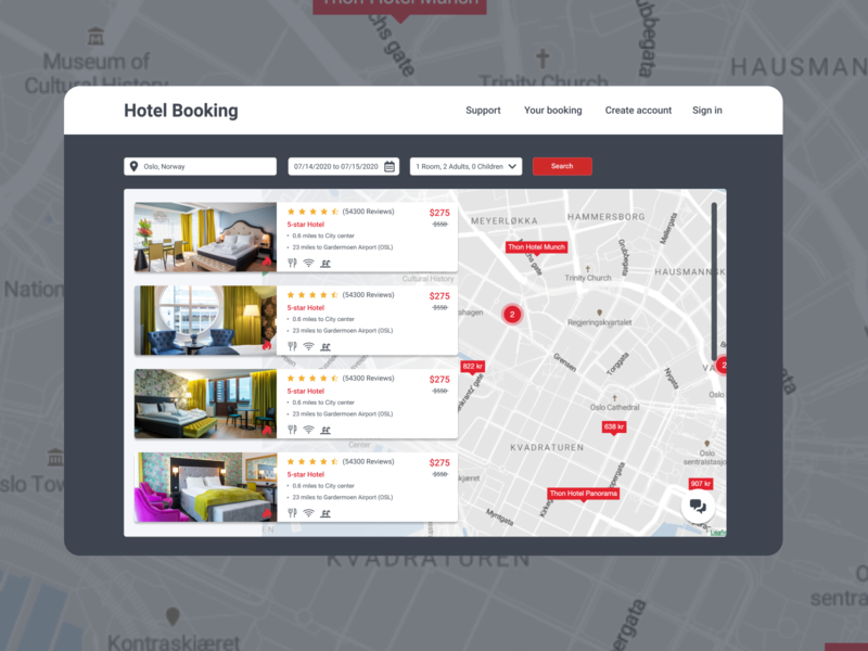 Daily UI #067 -  Hotel Booking hotel booking branding 100daychallenge uidesign ux ui dribbble figma dailyuichallenge design dailyui