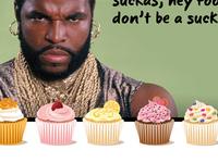 Cupcake Sponsor (Mr. T)