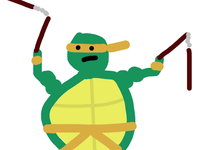 Michelangelo (teenage mutant ninja turtles)