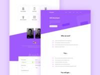 Job Page 👨💻👩💻