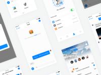 Messenger redesign 🔮