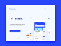Lekolia Behance 💊