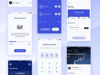 Investing App UI 💶💷