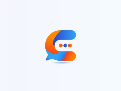 Chat C logo chat c logo best chat app logo chat app logo chat icon c logo design logo design identity branding icon design concept creative logo logo c design c logo