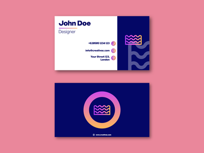 Simple Bussiness Card bussinesbard
