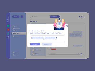DailyUI #016 - Pop-up/Overlay popup web webdesign ux design app ui uiux dailyui