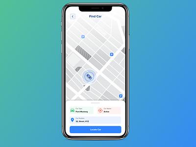 Daily UI #029 map ux design app uiux ui dailyui