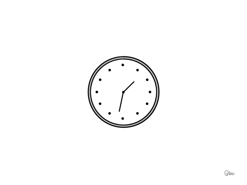 Watch lineart watch icon product design branding design illustration