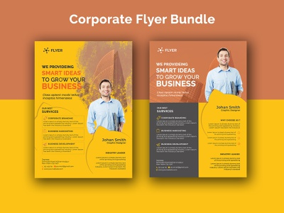 Corporate Flyer marketing magazine leaflet handout flyer design creative corporate flyer corporate company clean business flyer business best agency advertising advertisement a4
