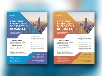 Flyer vector businesscard advertisement typography logo branding rollup design bill board flyer