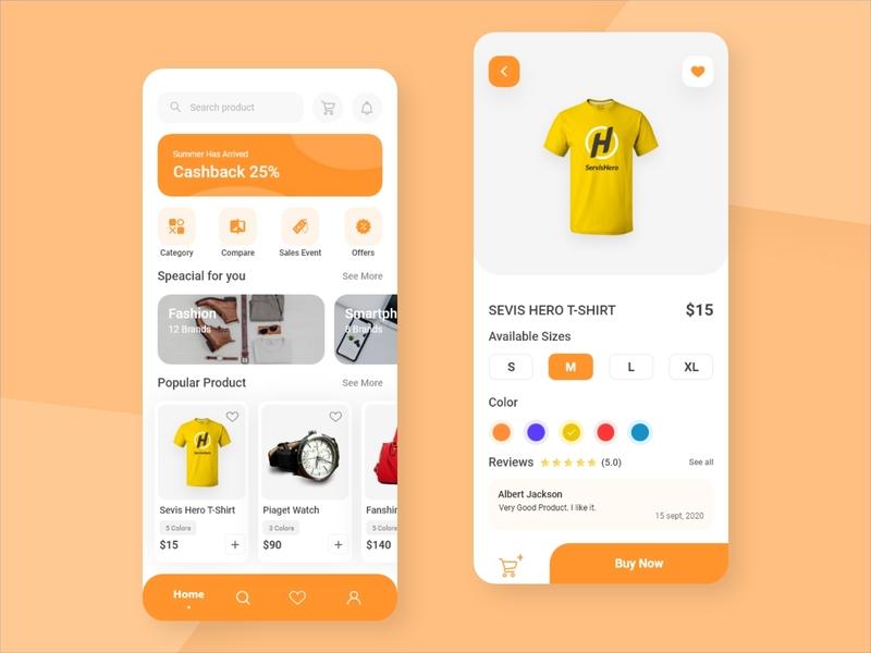 E-commerce Business App Concept online shop app e-commerce app ux ui ui design minimal design branding app ui ecommerce business e-comerce