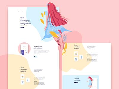 Web site apple store app software site service development creative girl website webdesign web adobe illustrator