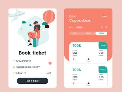mobile app book ticket web site web app webdesign web illustration art illustration illustrator app